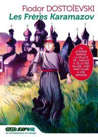 Les frères Karamazov, manga chez Kurokawa de Dostoievski, Iwashita