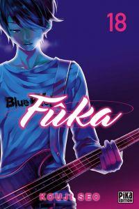 Fûka T18, manga chez Pika de Sakurakouji