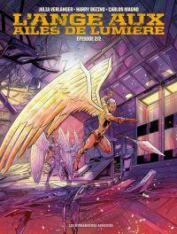 L'Ange aux ailes de lumière T2, bd chez Les Humanoïdes Associés de Bozino, Magno, de Oliveira Silva, Briones