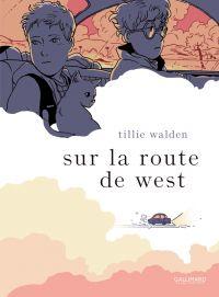 Sur la route de west, bd chez Gallimard de Walden