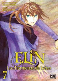 Elin la charmeuse de bêtes T7, manga chez Pika de Uehashi, Takemoto