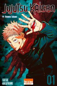 Jujutsu Kaisen T1, manga chez Ki-oon de Akutami