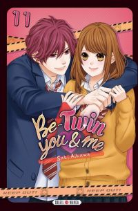 Be-twin you & me T11, manga chez Soleil de Aikawa