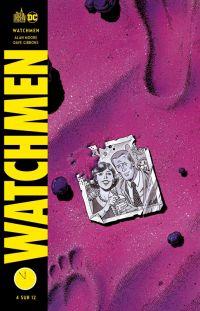 Watchmen T4, comics chez Urban Comics de Moore, Gibbons
