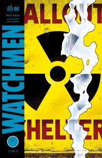 Watchmen T3, comics chez Urban Comics de Moore, Gibbons