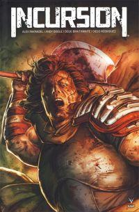 Incursion, comics chez Bliss Comics de Diggle, Pakdanel, Braithwaite, Paciarotti, Villarubia, Rodriguez