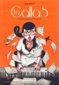 La Callas : L'enfance d'une diva (0), bd chez Nouveau Monde de Njocq