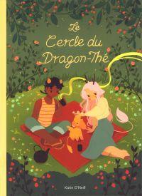 Le Cercle du dragon-thé, comics chez Bliss Comics de O'Neill