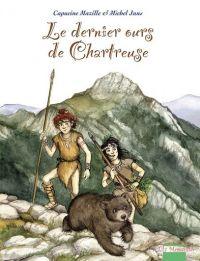 Dernier ours de Chartreuse, bd chez Mosquito de Jans, Mazille