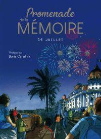Promenade de la Mémoire, bd chez Des ronds dans l'O de Collectif, Wagner, Puchol, Alessandra, Robin, Sentenac, Baudoin