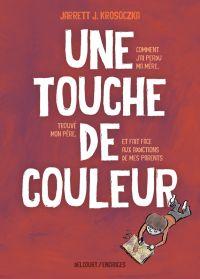 Une Touche de couleur, comics chez Delcourt de Krosoczka