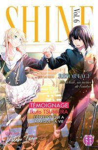 Shine T6, manga chez Nobi Nobi! de Inoya