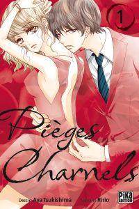 Pièges charnels T1, manga chez Pika de Ririo, Tsukishima