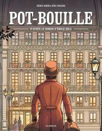 Pot-Bouille, bd chez Les arènes de Simon, Stalner