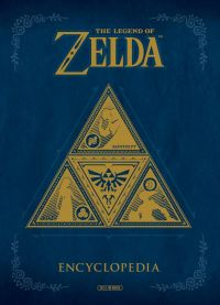 The Legend of Zelda Encyclopedia, manga chez Soleil de Nintendo