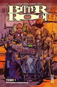 Bitter Root : Affaire familiale (0), comics chez Hi Comics de Brown, Walker, Greene, Renzi