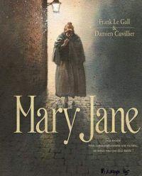 Mary Jane, bd chez Futuropolis de Le Gall, Cuvillier
