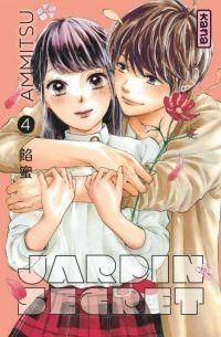 Jardin secret T4, manga chez Kana de Ammitsu