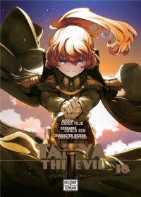 Tanya the evil T10, manga chez Delcourt Tonkam de Carlo, Tôjô