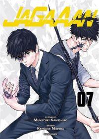 Jagaaan T7, manga chez Kazé manga de Kaneshiro, Nishida
