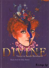 Divine, bd chez Futuropolis de Simon, Avril