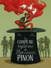 Le Chapeau mystérieux de Monsieur Pinon, bd chez Paquet de Sztybor, La Padula