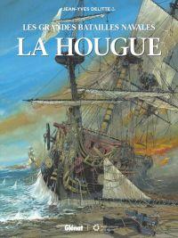 Les Grandes batailles navales T14 : La Hougue (0), bd chez Glénat de Delitte