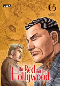 The red rat in Hollywood T5, manga chez Vega de Yamamoto