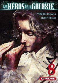 Les héros de la galaxie T8, manga chez Kurokawa de Tanaka, Fujisaki