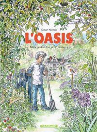 L'Oasis, bd chez Dargaud de Hureau