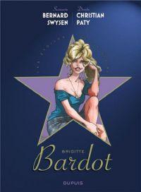 Les Etoiles de l'Histoire T3 : Brigitte Bardot (0), bd chez Dupuis de Swysen, Paty