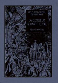 La couleur tombée du ciel, manga chez Ki-oon de Lovecraft, Tanabe