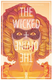 The Wicked + The Divine T7 : Postérité (0), comics chez Glénat de Gillen, McKelvie, Wilson, Cunniffe