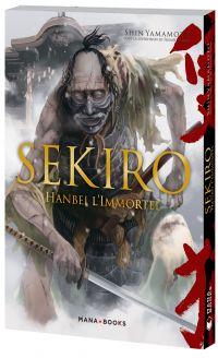 Sekiro : Hanbei l'immortel, manga chez Mana Books de Yamamoto