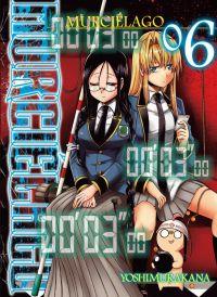 Murciélago T6, manga chez Ototo de Yoshimurakana