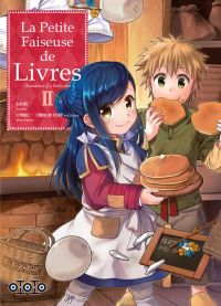 La petite faiseuse de livres T2, manga chez Ototo de Kazuki, Suzuka