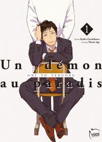 Un démon au paradis  T1, manga chez Taïfu comics de Aga, Oyoshikawa