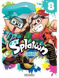 Splatoon T8, manga chez Soleil de Hinodeya
