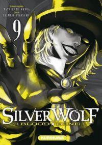 Silver wolf Blood bone T9, manga chez Kurokawa de Konda, Yukiyama