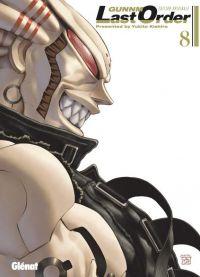 Gunnm Last Order T8, manga chez Glénat de Kishiro