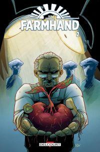 Farmhand T2, comics chez Delcourt de Guillory, Wells