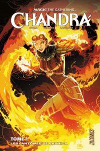 Magic : The Gathering : Chandra T1 : Les fantômes de Ravnica (0), comics chez Hi Comics de Ayala, Tolibao, Jurolan, Lafuente, Lashley, Herms