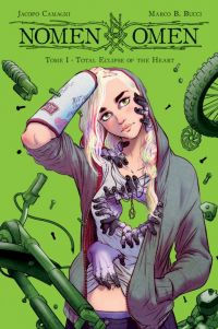 Nomen omen T1 : Total Eclipse of the Heart (0), comics chez Panini Comics de Bucci, Camagni