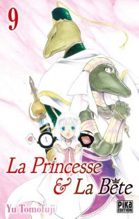 La princesse et la bête T9, manga chez Pika de Tomofuji