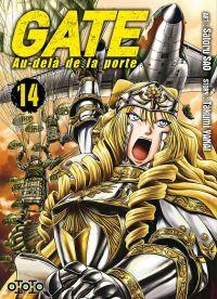 Gate - Au-delà de la porte T14, manga chez Ototo de Yanai