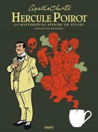 Hercule Poirot T5 : La mystérieuse affaire de Styles (0), bd chez Paquet de Vivier, Gleyse, Larme