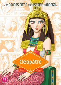 Cléopâtre, manga chez Nobi Nobi! de Mukai