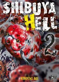 Shibuya hell T2, manga chez Pika de Hiroumi