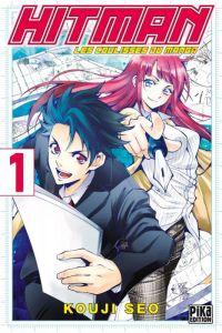 Hitman T1, manga chez Pika de Seo