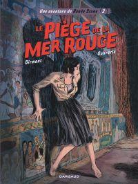 Renée Stone T2 : Le piège de la mer rouge (0), bd chez Dargaud de Birmant, Oubrerie